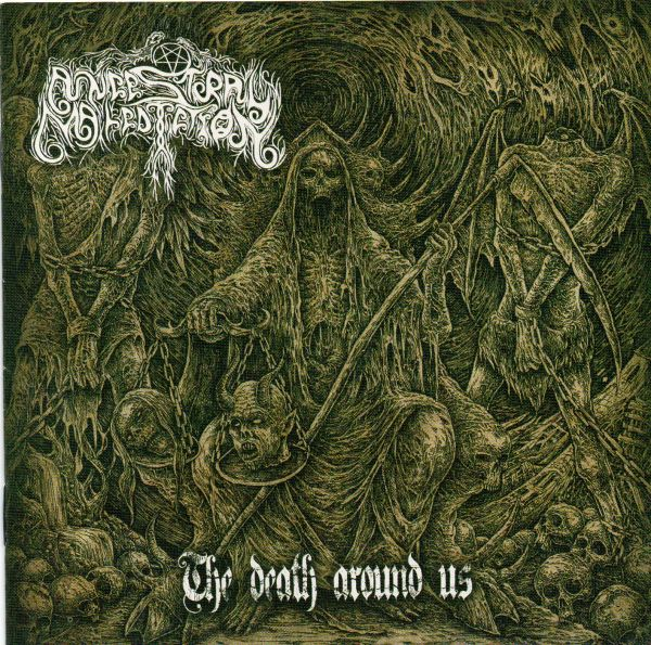 ANCESTRAL MALEDICTION - The Death Around Us.