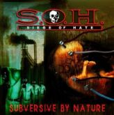 SIEGE OF HATE - Subversive by Nature